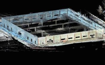 Centro commerciale in costruzione – Soliera (MO)