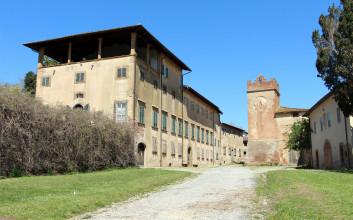 Antico borgo di Villa Saletta – Palaia (PI)